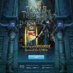 เกมสล็อตออนไลน์ Tomb of Treasure