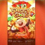 เกมสล็อตออนไลน์ Piggy Gold
