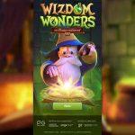 เกมสล็อตออนไลน์ Wizdom Wonders