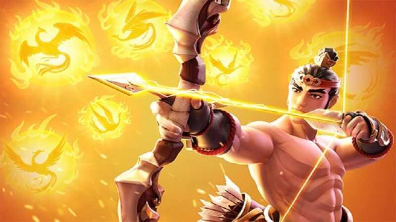 เกมสล็อตออนไลน์ Legend of Hou Yi
